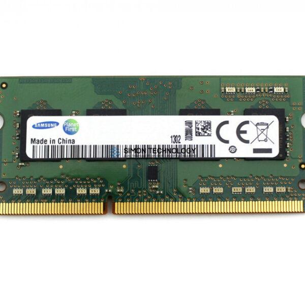 Оперативная память Samsung SAMSUNG 4GB (1*4GB) 2RX8 PC3-10600S DDR3-1333MHZ SODIMM (M471B5273EB0-CH9)