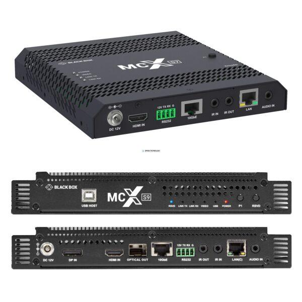Black Box MCX S9 Network AV Video Encoder (MCX-S9-ENC)