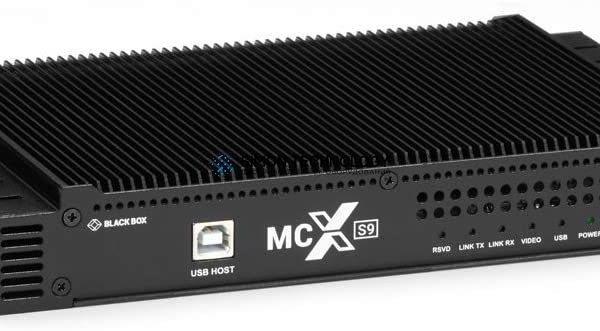 Black Box Black Box MCX S9 NETWORK AV VIDEO ENCODER DANTE 4K (MCX-S9D-ENC)