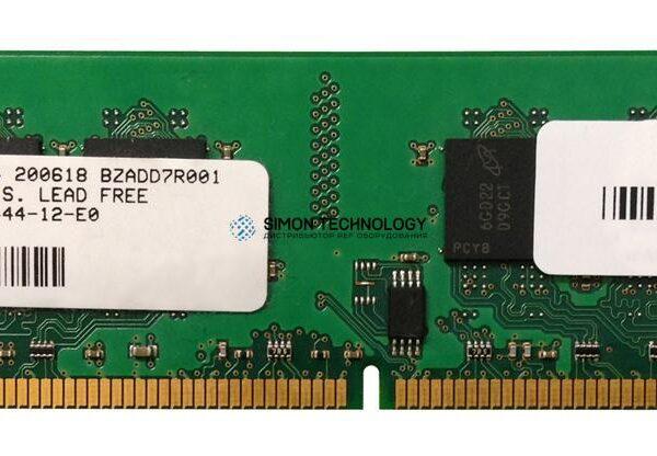 Оперативная память Micron MICRON 1GB (1*1GB) 2RX8 PC2-4200U DDR2-533MHZ MEMORY MODULE (MT16HTF12864AY-53ED4)
