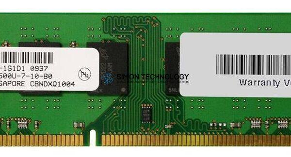 Оперативная память Micron MICRON 2GB 2RX8 PC3-8500U DDR3-1066MHZ MEM KIT (MT16JTF25664AY-1G1)