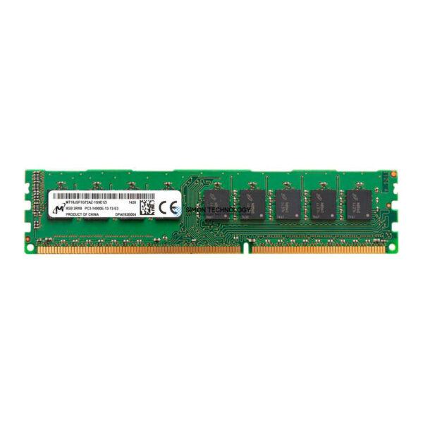 Оперативная память Micron MICRON 8GB (1*8GB) 2RX8 PC3-14900E DDR3-1866MHZ MEMORY KIT (MT18JSF1G72AZ-1G9E)