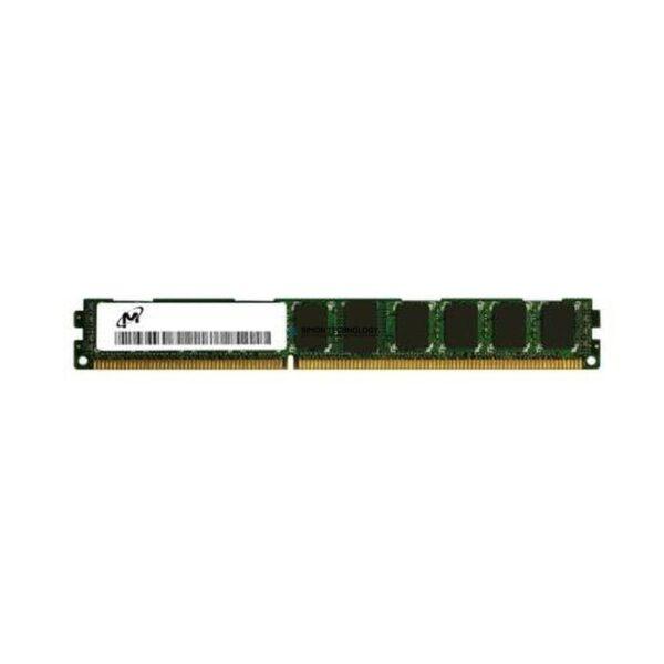 Оперативная память Micron MICRON 4GB (1*4GB) 2RX8 PC3-12800R-11 MEMORY KIT (MT18JSF51272PDZ-1G6K)