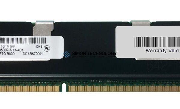 Оперативная память Micron MICRON 16GB (1*16GB) 4RX4 PC3L-8500R DDR3-1066MHZ MEMORY (MT72KSZS2G72PZ-1G1M1)