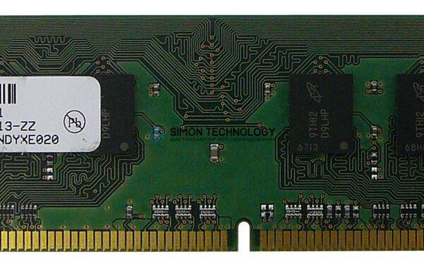 Оперативная память Micron MICRON 1GB PC2-6400U 1RX8 NON-ECC NON-REG MEMORY DIMM (MT8HTF12864AZ-800H1)