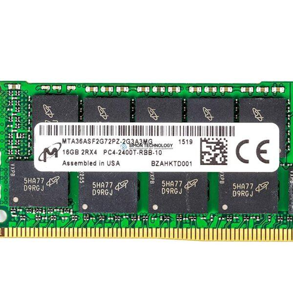 Оперативная память Micron MICRON 16GB (1*16GB) 2RX4 PC4-19200T DDR4-19200MHZ MEMORY KIT (MTA36ASF2G72PZ-2G3A3)