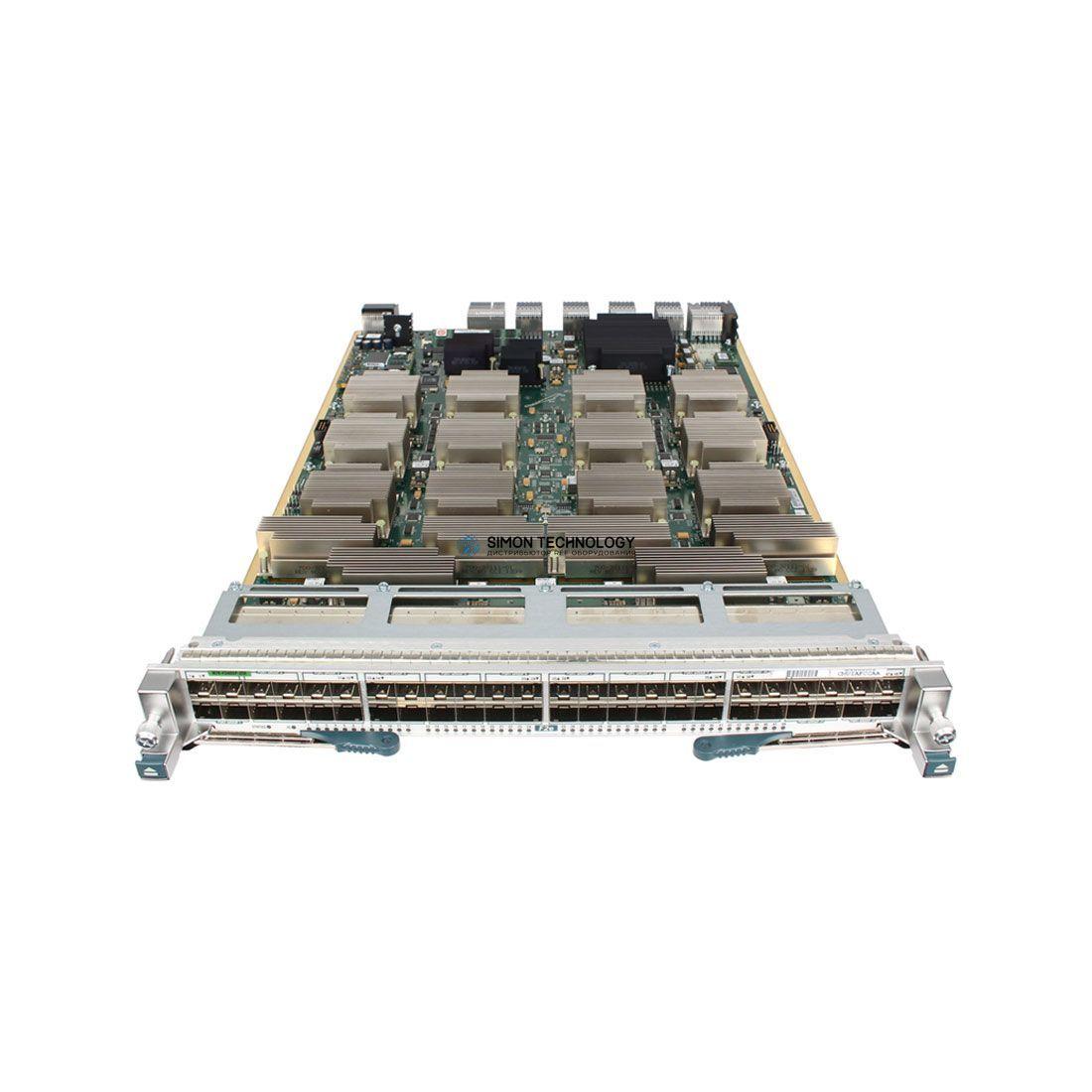 Модуль Cisco Cisco RF Nexus7000F2-Series48Port 1/10G (SFP+) (N7K-F248XP-25E-RF)