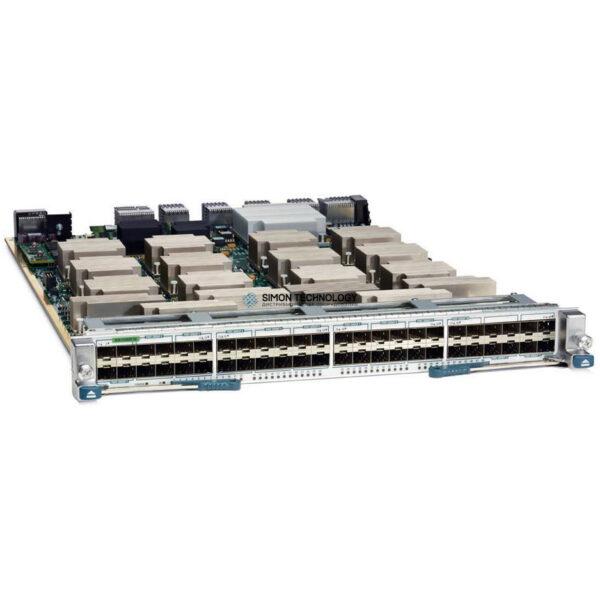Модуль Cisco CISCO Nexus 7000 F2-Series 48 Port 1/10GBase-T Enhanced (N7K-F248XT-25E-P1)