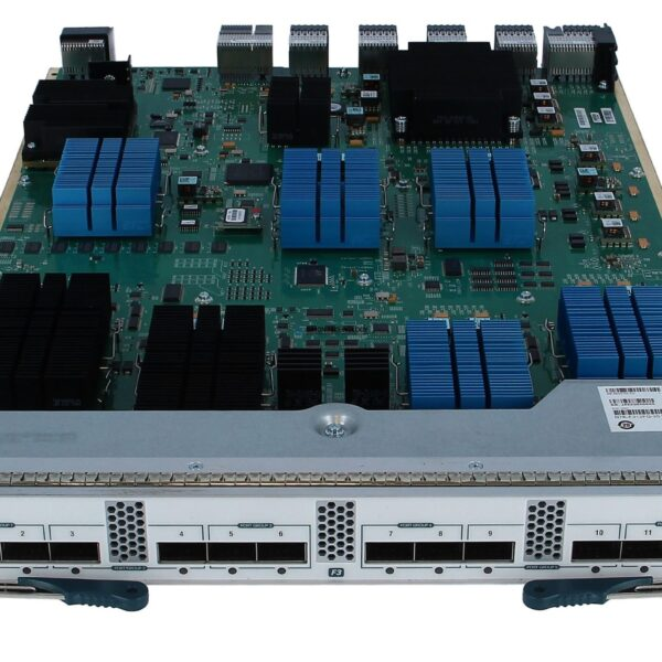 Модуль Cisco Nexus 7000 F3 Netzwerk-Switch-Modul (N7K-F312FQ-25)
