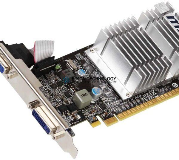 Видеокарта 3RD PARTY MSI GEFORCE 8400 512MB 64-BIT GRAPHICS CARD (N8400GS-D512D3H/LP)