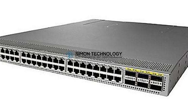 Cisco Cisco RF Nexus 9300 w/48p 1/10G-T and 6p 40G (N9K-C9372TX-E-RF)