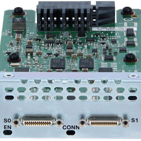 Модуль Cisco 2-Port Serial WAN Interface card (NIM-2T=)