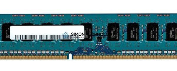 Оперативная память Hypertec HYPERTEC 4GB (1*4GB) PC3-10600E DDR3-1333MHZ ECC DIMM (NL797AA-HY)