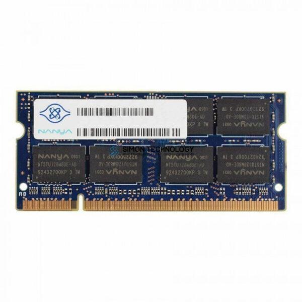Оперативная память Nanya NANYA 2GB (1*2GB) PC2-6400S-666-13 DDR2 SODIMM MEMORY DIMM (NT2GT64U8HD0BN-AD)