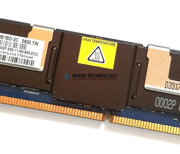 Оперативная память Nanya NANYA 2GB 2RX4 PC2-6400F DDR2 MEMORY DIMM (NT2GT72U4NB1BD-2C)