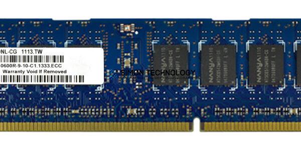 Оперативная память Nanya NANYA 4GB (1*4GB) 1RX4 PC3-10600R DDR3-1333MHZ MEM DIMM (NT4GC72B4PB0NL-CG)