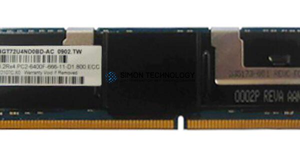 Оперативная память Nanya NANYA 4GB PC2-6400F DDR2 ECC MEMORY DIMM (NT4GT72U4ND0BD-AC)