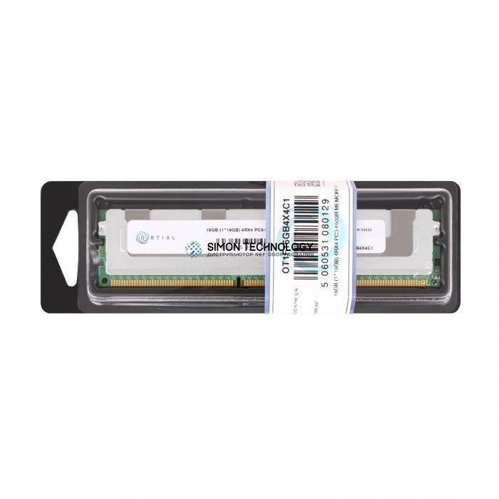 Оперативная память Ortial ORTIAL 16GB (1*16GB) 4RX4 PC3-8500R MEM *LIFETIME WARRANTY* (OT1F16GB4X4C1)
