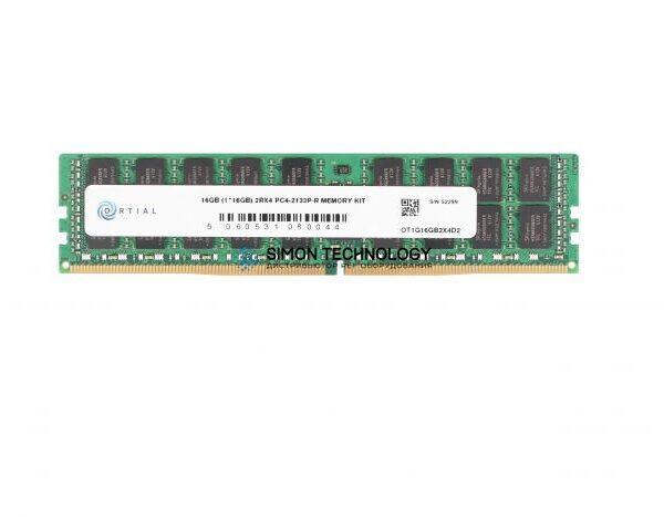 Оперативная память Ortial ORTIAL 16GB (1*16GB) 2RX4 PC4-17000P-R DDR4-2133MHZ RDIMM (OT1G16GB2X4D2)