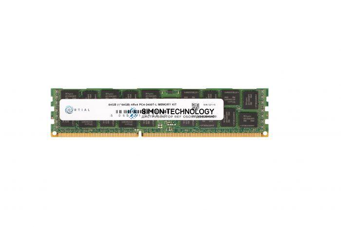 Оперативная память Ortial ORTIAL 64GB (1*64GB) 4DRX4 PC4-19200T-L DDR4-2400MHZ LRDIMM (OT1K64GB4X4D3)