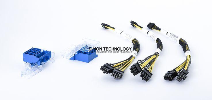 HP HP DL38X Gen10 2X 8-Pin GPU cable kit - NEU (P03849-B21)