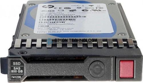SSD HPE SPS-DRV SSD 800GB SFF SAS WI DS SC (P06602-001)