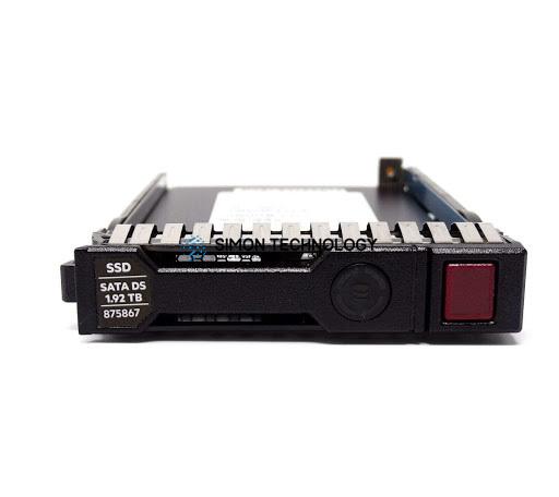 SSD HPE SPS-DRV SSD 1.92TB SFF SATA MU RW DS (P09915-001)
