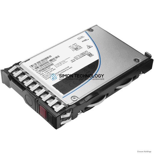 SSD HPE SPS-DRV SSD 1.6TB SFF NVMe x4 MU SCN DS (P10470-001)