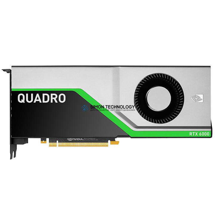 Видеокарта HPE HPE SPS-PCA nVIDIA Quadro RTX6000 24GB Mod (P11377-001)