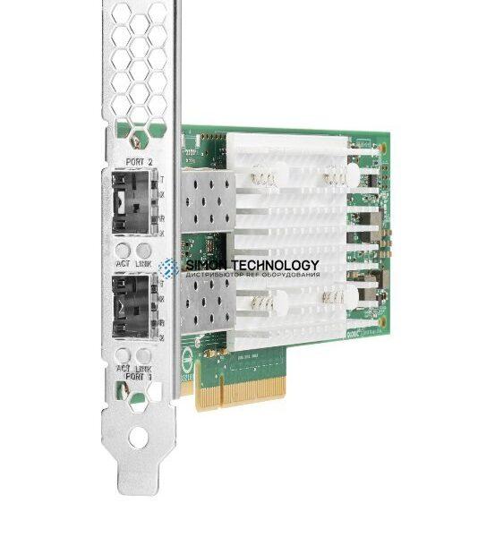 Сетевая карта HPE HPE SPS-PCA Adpt NIC 2p 10GbE SFP+QL41401 (P11585-001)