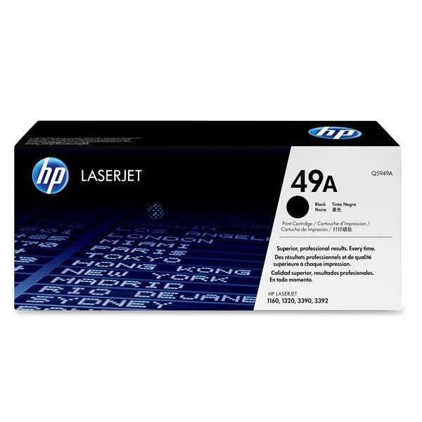 HP 49A - Tonereinheit Original - Schwarz - 2.500 Seiten (Q5949A)