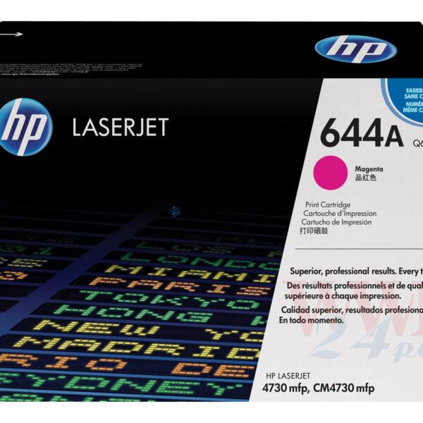 HP 644A - Tonereinheit Original - Magenta - 12.000 Seiten (Q6463A)