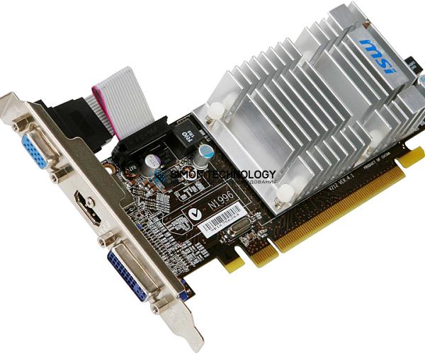 Видеокарта AMD AMD RADEON HD 6350 512MB DDR3 PCI-E X16 LOW PROF GRAPHICS CARD (R5450-MD1GD3H-LP)