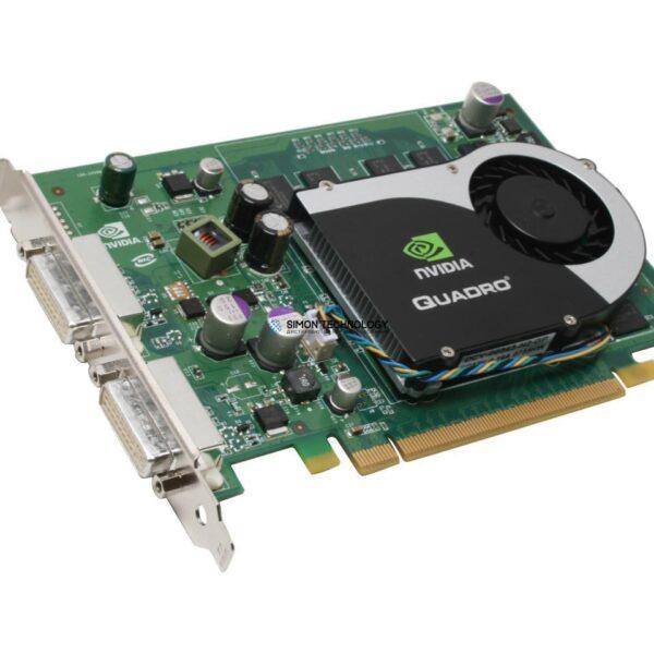 Видеокарта Fujitsu Siemens FSC Grafikkarte Quadro FX 570 256MB 2x DVI PCI-E - (S26361-D1653-V57)
