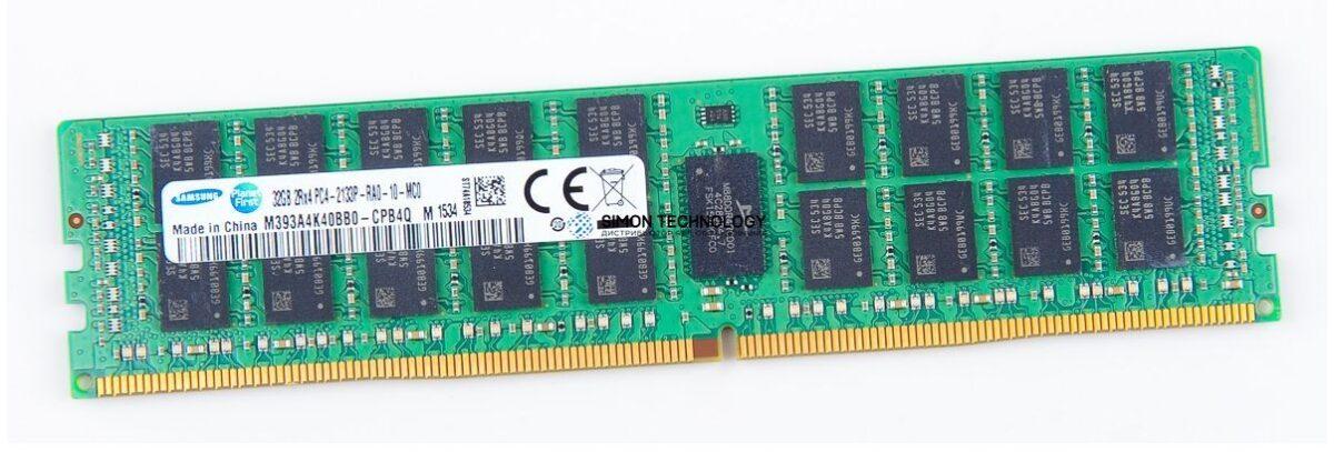 Оперативная память Fujitsu ORTIAL 32GB (1*32GB) 2RX4 PC4-17000P-R DDR4-2133MHZ RDIMM (S26361-F3843-E517-OT)
