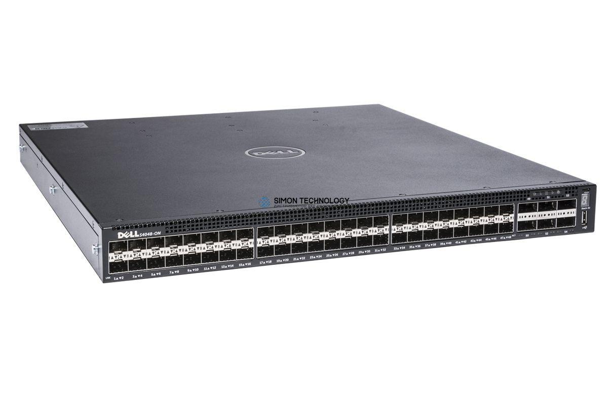 Коммутаторы Dell Switch 48p 10G SFP+ 6x QSFP (S4048-ON)