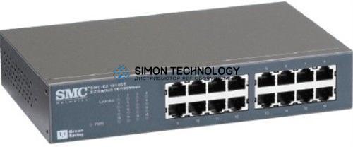 EMC 16-PORT 10/100 FAST ETHERNET SWITCH (SMC-EZ1016DT)