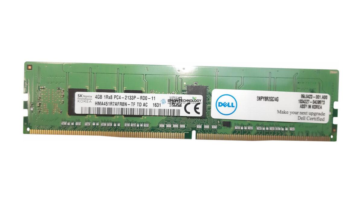Оперативная память Samsung SAMSUNG 4GB DDR4 2133MHz 1Rx8 RDIMM (SNPY8R2GC)