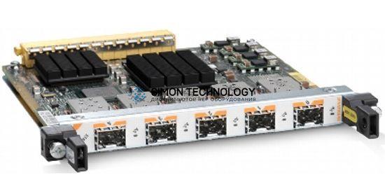 Cisco 10-Port Gigabit Ethernet Shared Port Adapter (SPA-10X1GE-V2)