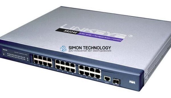 Cisco CISCO SF 102-24 24-PORT 10/100 (SR224G)