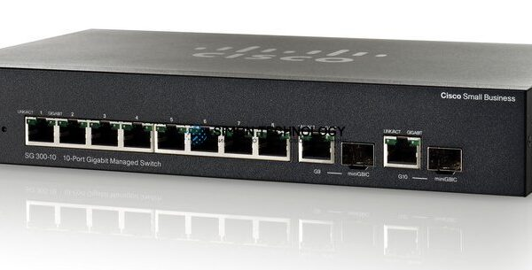 Cisco CISCO SWITCH NO CHARGER (SRW2008P-K9)