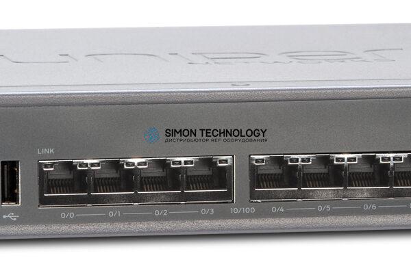 Juniper SRX110 Services Gateway - Gateway - 100 Mbps - 1-Port 1 HE - USB 2.0 Rack-Modul (SRX110H2-VA)