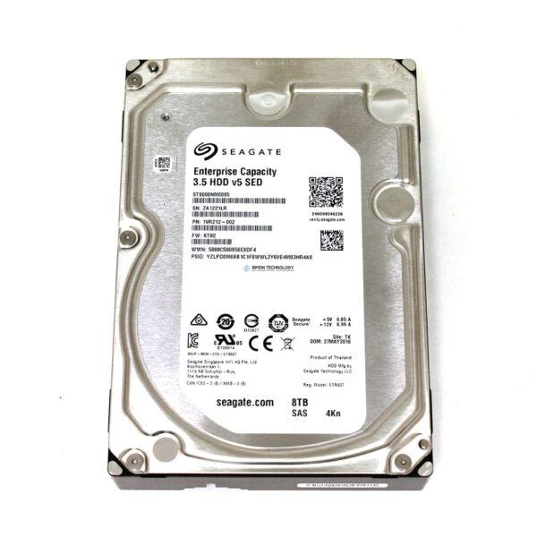 Seagate Exos 7E8 - Festplatte - verschl?sselt - 8 (ST8000NM0095)