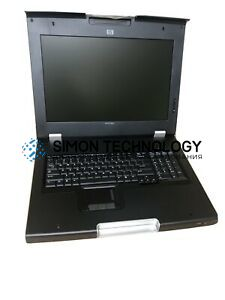 HP HP TFT7600 KVM MONITOR WITHOUT RAILS/CABLES - NOR KEYBOARD (TFT7600-WR-WC)