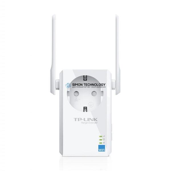 Ретранслятор TP-Link TP-Link N300 WiFi Range Extender (TL-WA860RE)