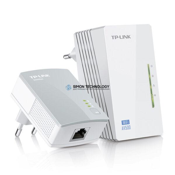TP-Link TP-Link AV500 WiFi PLC Starter Kit (TL-WPA4220KIT)