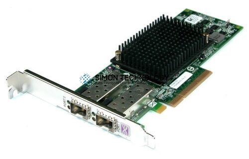 Контроллер Dell Dell Emulex Dual Port 10GBE PCI-E (U011M)