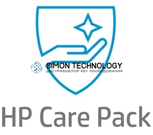 HP Electronic Care Pack Next Business Day Hardware Support - Service (UA6A1E)