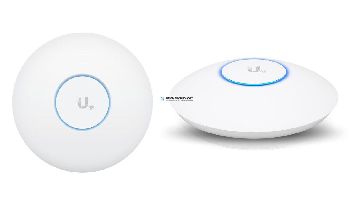 Точка доступа Ubiquiti UbiQuiti UniFi Wave2 AC AP Security and BLE (UAP-AC-SHD)