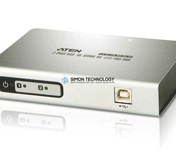Aten Aten 2-Port USB-to-Serial RS-422/485 Hub (UC4852-AT)